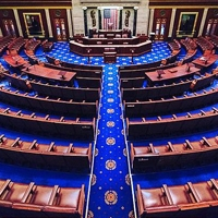 The U.S. House of Representatives chamber | Wikipedia