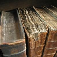 Bond religious manuscripts