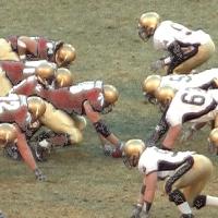 American Football via Wikimedia Commons user Ytoyoda Public domain image