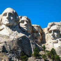 Mount Rushmore by Wikimedia Commons user Pokemon master rizvi CCBYSA