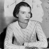 Dorothy Day pictured in 1934. Public domain image from the collection of New York World-Telegram & Sun Collection