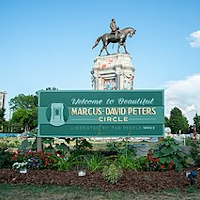 Welcome to Marcus David Peters Circle-Creative Commons image by Wikipedia user