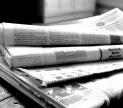 Newspapers B&W   Jon S Flickr