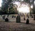 Cemetery photo courtesy of Amy Gizienski via Flickr