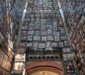 United States Holocaust Memorial Museum-Tower of Faces-Public Domain Image by Wikimedia user DSDugan
