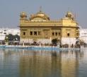 Golden Temple Amritsar Punjab India. CCBY Pixabay user ManicSylph