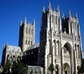 Washington National Cathedral in Washington, D.C.  Image by Wikimedia Commons user AgnosticPreachersKid. Published under Creativ Commons, Attribution, Share Alike license.