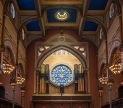 Central Synagogue in NYC, CCBY Wikimedia Commons user Rhododendrites