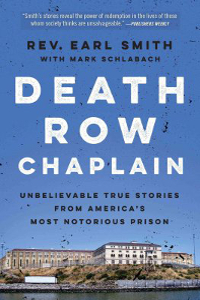Cover of Death Row Chaplain by Rev Earl-Smith courtesy Simon and Schuster